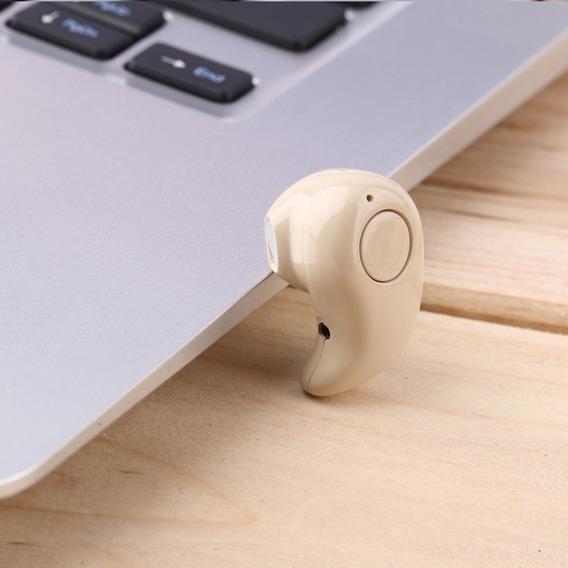 Profissional Mini Sem Fio Bluetooth Estéreo In- Orelha Úni