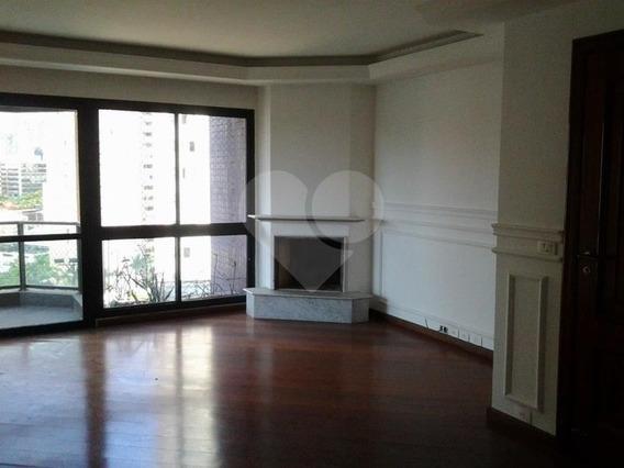 Lindo Apartamento Na Melhor Localização Da Vila Andrade - 3-im67284