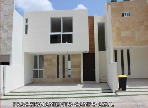 Casas En Venta Campo Azul