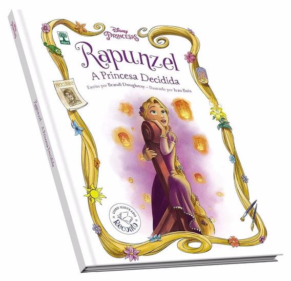 Livro Disney Rapunzel E Sofia