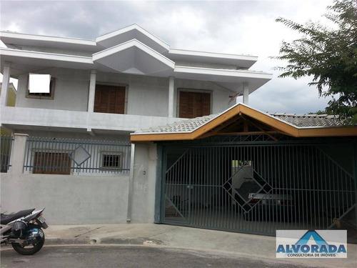 Imagem 1 de 30 de Sobrado Residencial À Venda, Residencial Santa Paula, Jacareí - So1392. - So1392