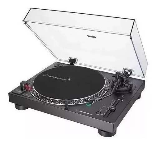 Toca Discos Audio Technica At- Lp 120x Usb/preta /bivolt