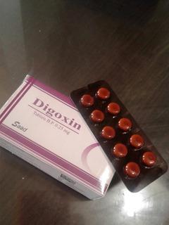 Guia Medica Digoxin