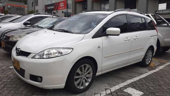Mazda 5 At 2.0 7 Puestos
