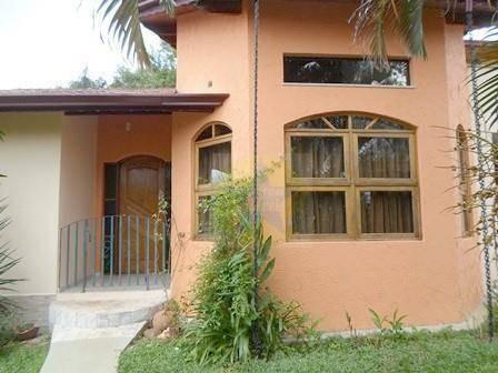 Casa Com 4 Dormitórios À Venda, 260 M² Por R$ 685.000 - Centro - Jarinu/sp - Ca1163