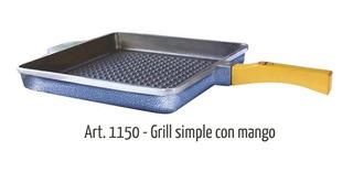 Grill Simple Con Teflón Eterna Art. 1150