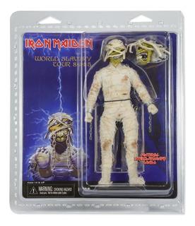 Action Figure Eddie Mummy Iron Maiden - Neca - Bonellihq L18
