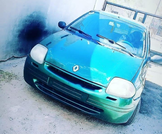 Renault Clio 2 Rt 2002