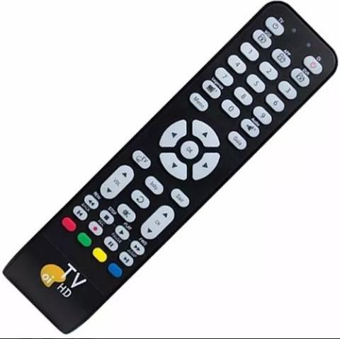Controle Remoto Para Recptor Oi Tv Hd Elsys