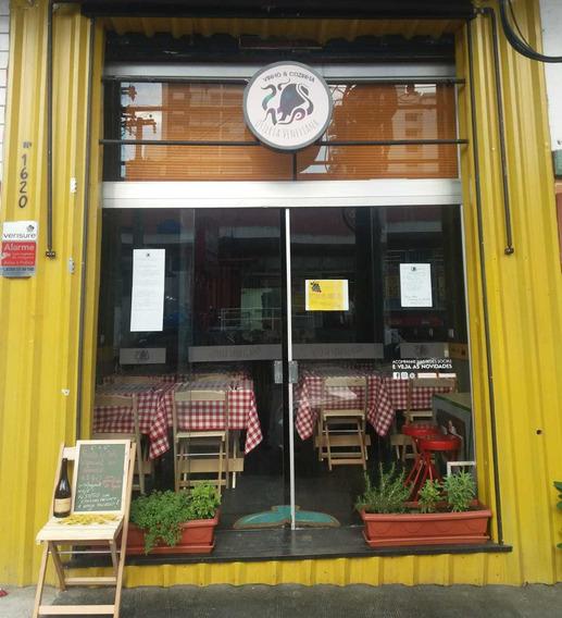 Passa Se Ponto Restaurante Campo Belo