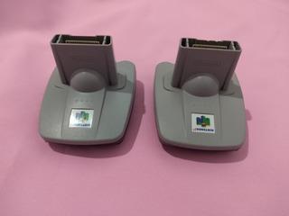Transfer Pak Nintendo 64
