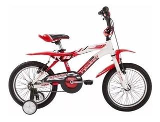 Bicicleta Bmx Cross Raleigh Niños R16 - Junin Moto Bike