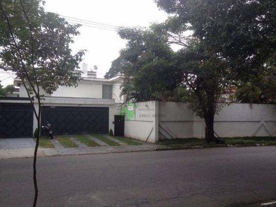 Sobrado Para Locação No Bairro Vila Madalena, 4 Dorm, 2 Suíte, 10 Vagas, 700 M - 607