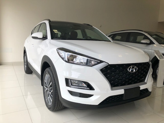 Hyundai Tucson 2wd Automatica Con Techo Panoramico 0km 2020