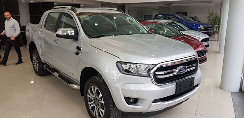 Ford Ranger Limited Automatica 0km Tengo Stock As2