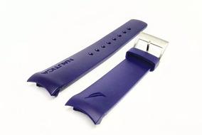Pulseira Náutica Bfc 22mm Azul Ou Preta N14555g N22531p
