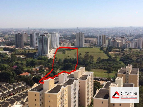 Área Comercial À Venda, Parque Campolim, Sorocaba. - Ar0007