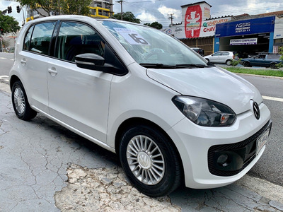 Volkswagen Up! Move 1.0 Tsi 2015/2016 Flex 4p Manual