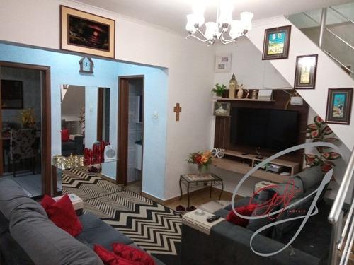 Imagem 1 de 30 de Casa No Bairro Cidade Das Flores - Ca00605 - 69691073