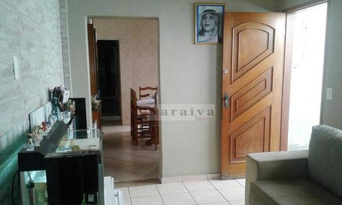 Imagem 1 de 23 de Casa Com 3 Dormitórios À Venda, 125 M² Por R$ 404.000,00 - Alves Dias - São Bernardo Do Campo/sp - Ca0122
