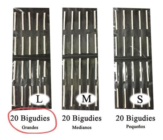 Kit Lifting Permanente Pestañas Bigudies Talla L Grandes 6 Planchas X 10 Pares