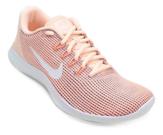 Tênis Nike Wmns Flex Rn Rosa Feminino