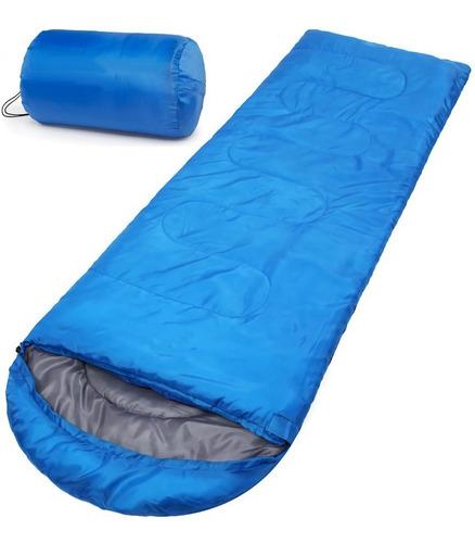 Sobre De Dormir Camping Dormilonas Vs Colores 2mt C/ Capucha