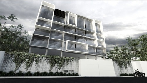 Departamentos En Preventa Torre Paki Cerca De Fashion Mall $2,350,000