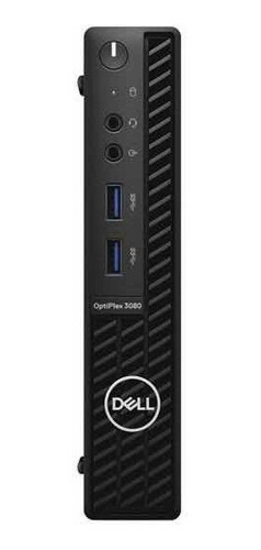 Imagem 1 de 1 de Dell Optiplex 3080 I5 10th 8gb 500gb De Armazenamento