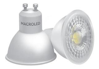 Lámpara Macroled CPS-DP-GU10-20 LED 7 W Blanco frío 100V/240V 1 unidad