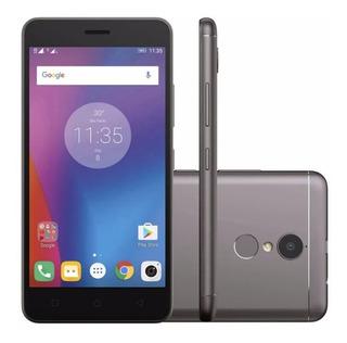 Smartphone Lenovo K6 Vibe 16gb Cinza Usado
