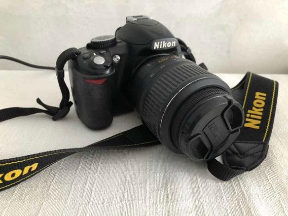 Camera Nikon D3100 + Objetiva 70-300mm