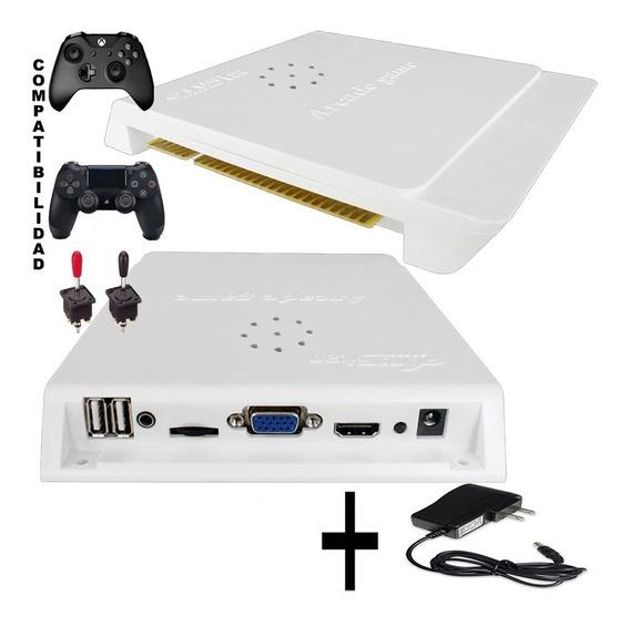 Pandora Box 9x 3d Original 2200+ Juegos Hdmi ,vga+fuente