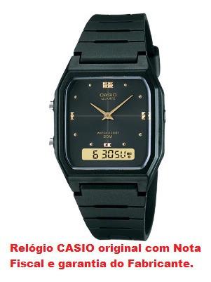 Relógio De Pulso Casio Aw-48he-1avdf-sc