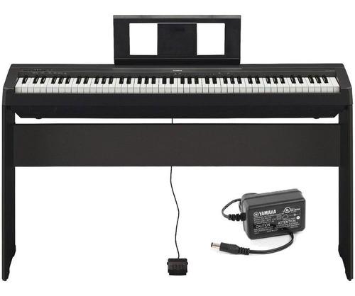 Piano Digital Yamaha P45 + Estante L85