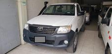 Camioneta Toyota Hilux Cabina Simple 4x4 Año 2011