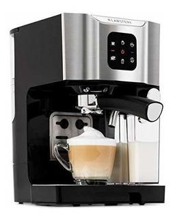 Klarstein Passionata Rossa 20 - Maquina De Espresso (20 Barr