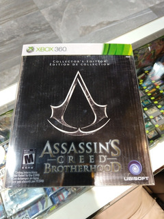 Assassins Creed Brotherhood Xbox 360 Collectors Edition !!!