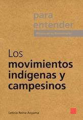 Imagen 1 de 2 de Los Movimientos Indígenas Y Campesinos, Pasta Rústica.