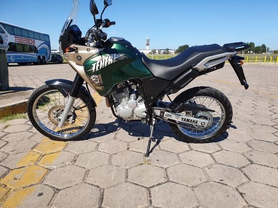 Yamaha Xtz 250 Tenere Año 2018