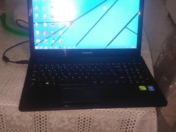 Notebook Samsung Np270e5k I5