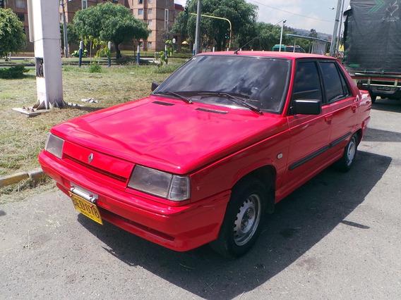 Renault R9 Mt 1300 Cc Sa