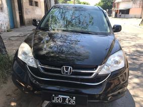 Honda Cr-v Exl 4x4 Automatica Service Oficiales