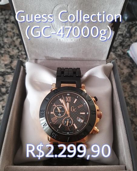 Relógio Guess Collection (gc-47000g)
