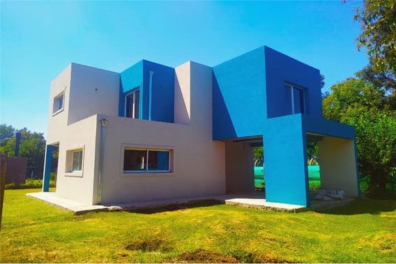 Casa En Venta, 4 Amb. Country Las Brisas Pilar