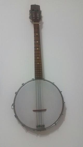 Banjo 4 Cordas Raridade