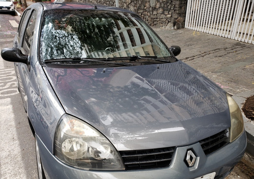 Renault Clio 2011 4 Portas 1.0