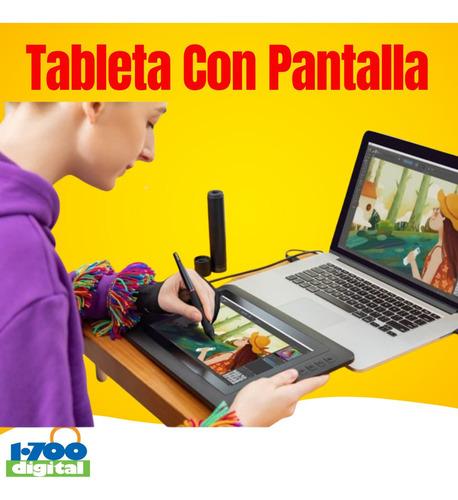 Tableta Digital Pantalla Color Artist 12 Pro Pc Mac = Wacom