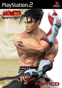 Tekken 5 - Playstation 2 (frete Único)