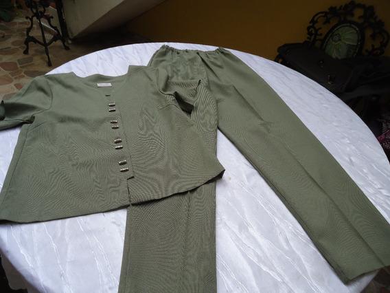 Pantalon Y Blusa Para Embarazo Importado.